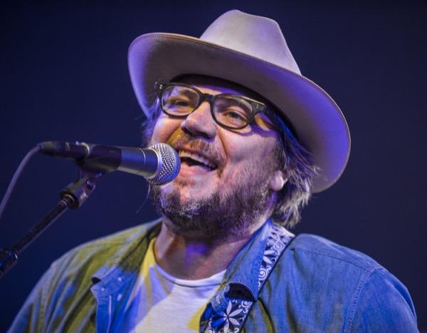 Wilco frontman Jeff Tweedy