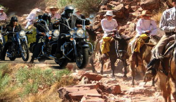 motorcycle grand canyon